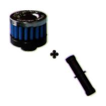 Kartergáz szűrő 9 mm Kék SIMOTA